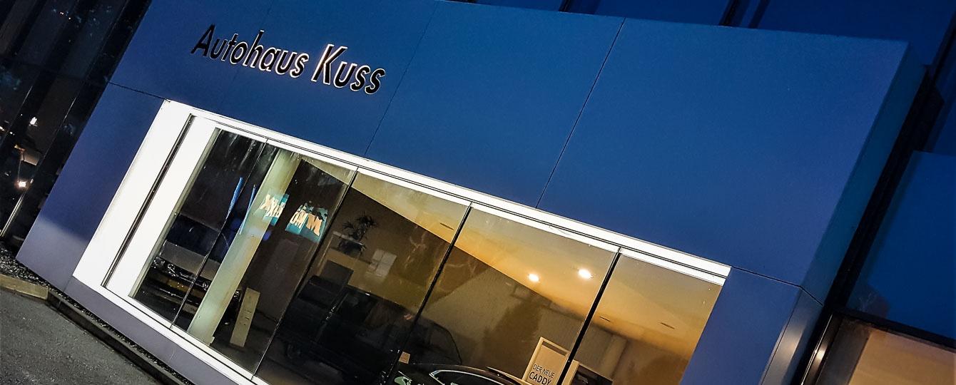 Autohaus Ing. F. Kuss, Ihr Spezialist für VW, Audi, Skoda, Gebrauchtwagen in Graz. Fachwerkstätte mit optimalem Service.