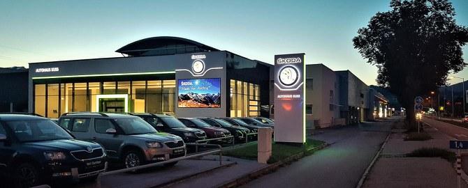 Ing. F. Kuss Autohaus GmbH